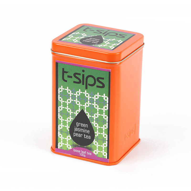Jasmine Pear Green Tea - 100g Loose Leaf
